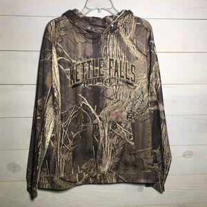 Kettle Falls Minnesota hoodie